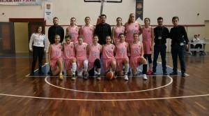 A Kadın Basketbol Takımından Farklı Galibiyet
