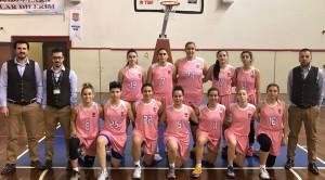 A Kadın Basketbol Takımımız Ligin İlk Devresini Galibiyetle Kapadı..
