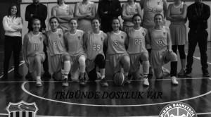 A Kadın Basketbol Takımımız Maça Hazır…