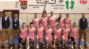 A Kadın Basketbol Takımımız Düzce Belediyesi İle Karşılaşacak.